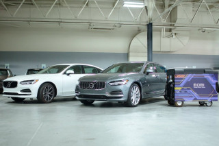 Volvo goes off the grid, invests in mobile-charging experts Freewire