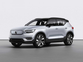 2021 Volvo XC40 Recharge electric crossover debuts: 200 miles, all-wheel drive, constantly updated