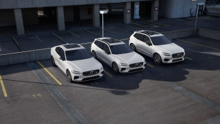2020 Volvo XC60 T8, 2020 V60 T8 plug-in hybrids get Polestar Engineered performance