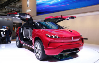 Great Wall launches luxury SUV brand Wey